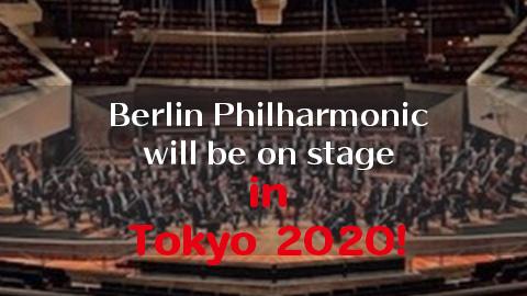 Berlin-Philharmonic event-in-Tokyo-2020