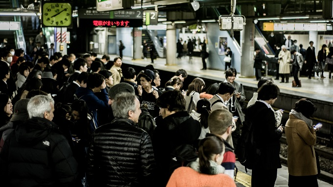 How is Tokyo preparing for the Olympics? congestion rate